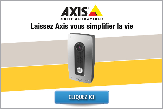 Comment est-ce que Axis peut vous ouvrir les portes?